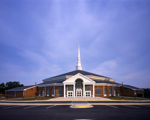 First Baptist Church of Woodbridge