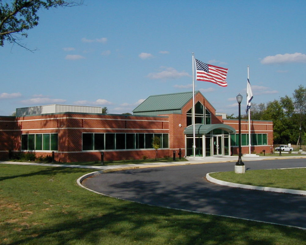 Berkeley County Public Service Sewer District Office Building