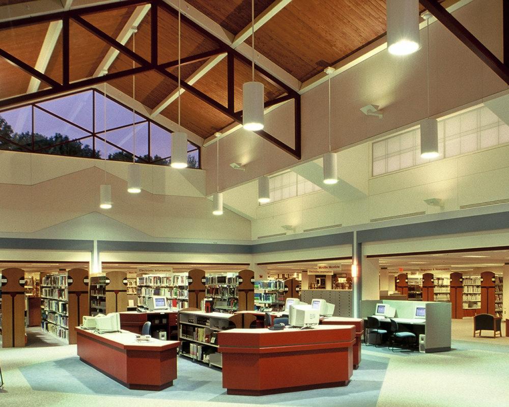 George Mason Regional Library