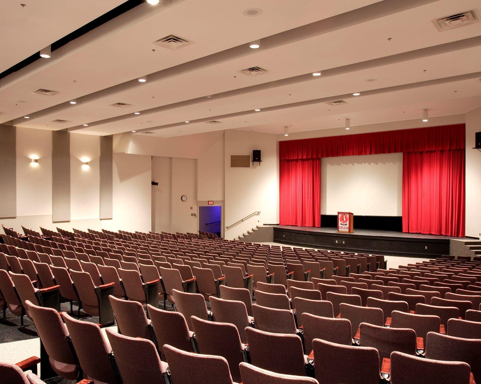 Mclean High School Helbing Lipp Recny Architects