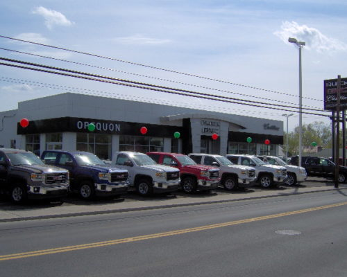 Opequon Motors Buick/GMC/Cadillac Dealership