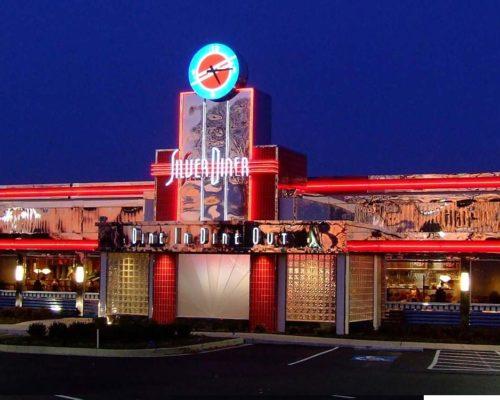 Silver Diner Restaurants