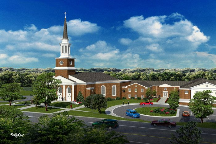 First Baptist Church of Alexandria Worship Center & Education Expansion